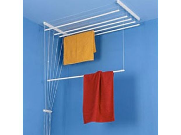 Ceiling Cloth Drying Hanger 6 Feet 6 Rods Just Rs 2400